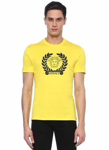 Versace Tişört Sarı